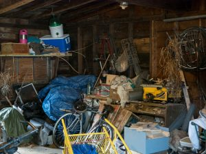 junk removal clutter